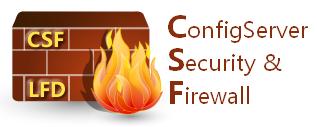 Firewall CSF ghid de instalare